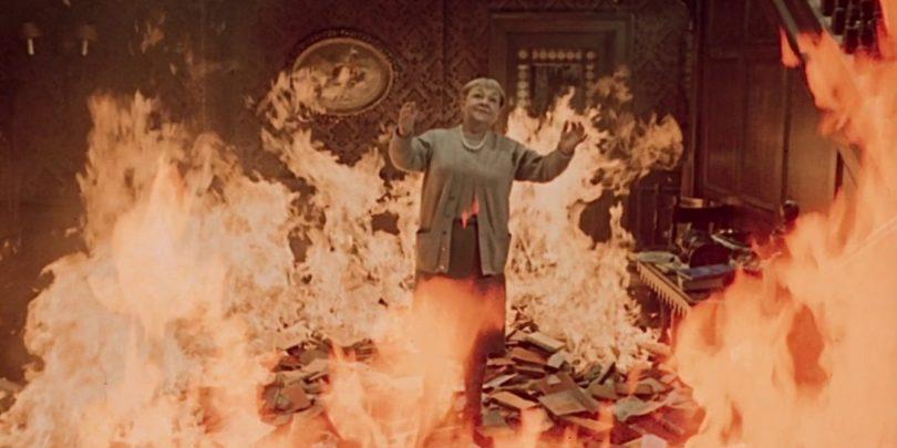 Življenje kot v filmu: Fahrenheit 451
