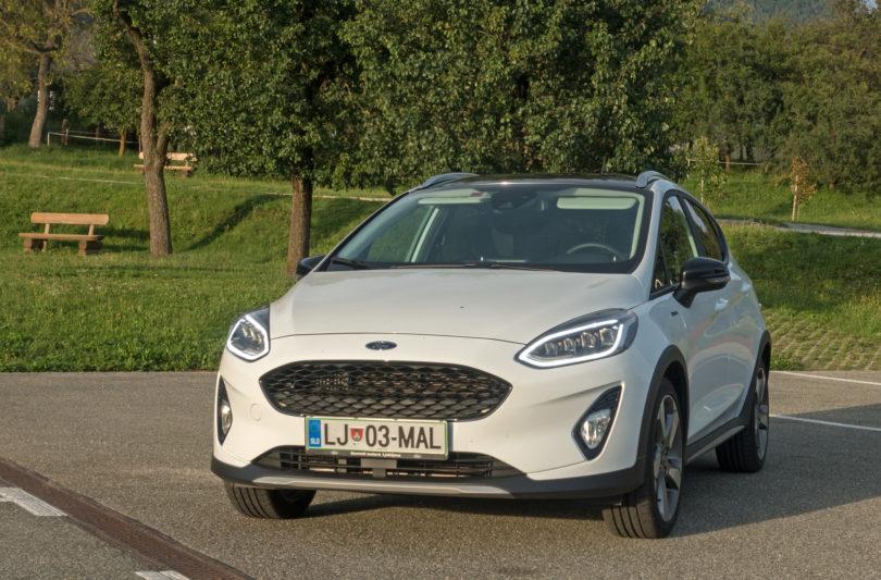 Ford Fiesta Active: Pustolovska šarmerka