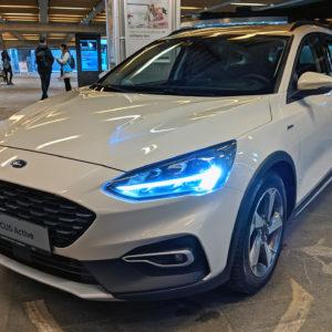 Ford Focus Active želi biti pravi pustolovec, ne samo nastopač