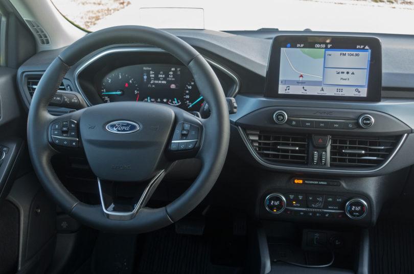V Fordova vozila prihaja Google