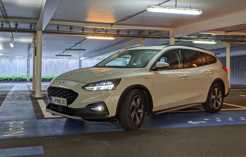 Ford Focus Active karavan: Ni samo za makadamske poti