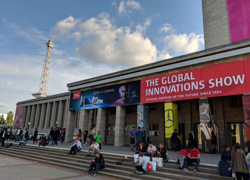 Novosti in utrinki s sejma IFA 2018 #Fotogalerija