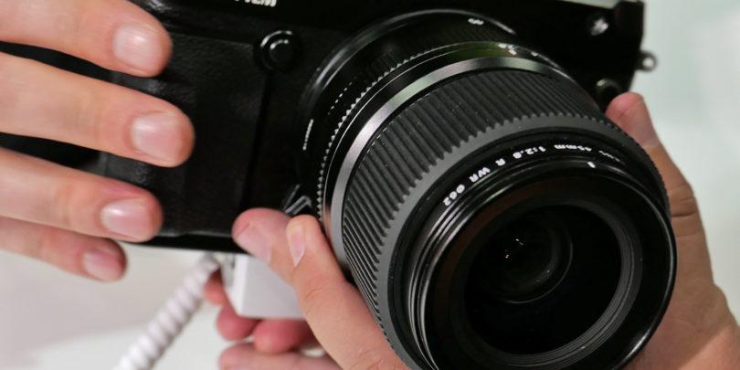 Photokina 2018: Fujifilm ignorira brezzrcalne »trende«