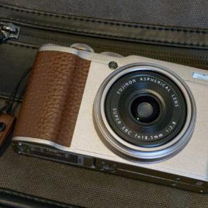 Fujifilm XF10: Brez prave konkurence
