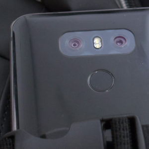 LG G6 z enim očesom vidi razločno, z drugim pa malo manj