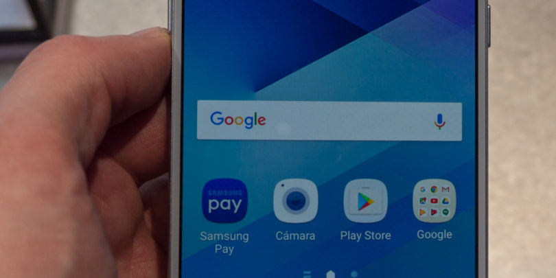Samsung Galaxy A5 je kot S7 lite