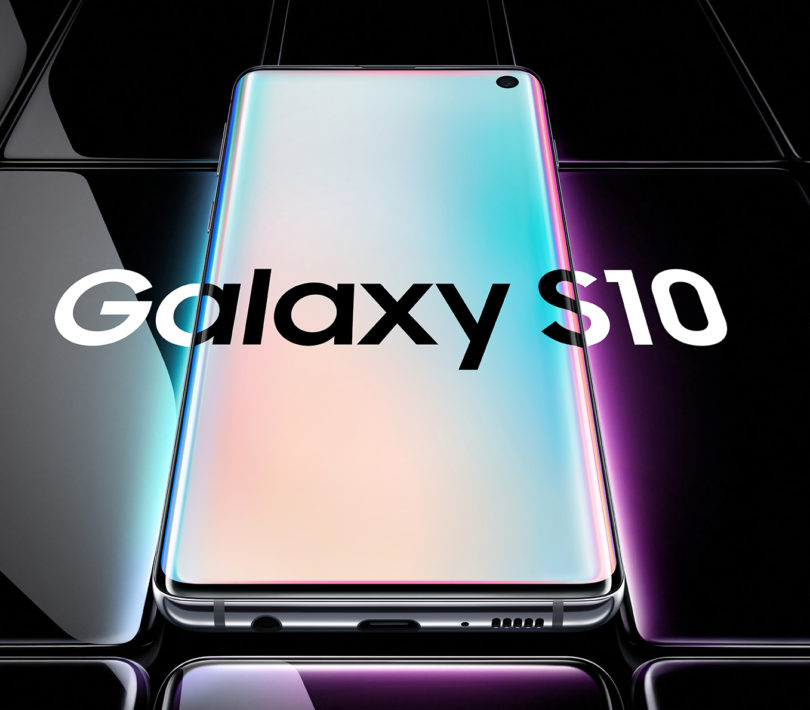 Samsung s četverico telefonov Galaxy S10 za »deseto« obletnico