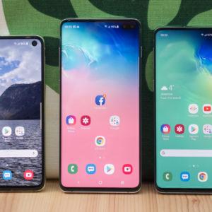 Kako dobri so Samsungovi Galaxyji S10 in katerega izbrati?