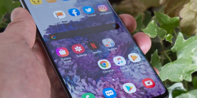 Samsung in Google sta zdaj dobra prijatelja
