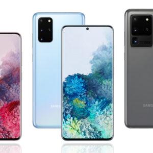 Telefoni družine Galaxy S20 naj bi Samsung spet postavili na vodilno mesto pri mobilniški fotografiji in videu