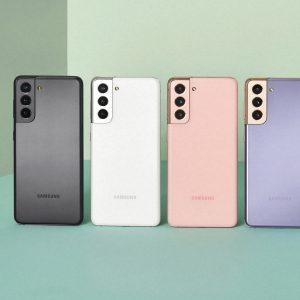 Samsung Galaxy S21 – Ne več v središču, a cena je zmernejša