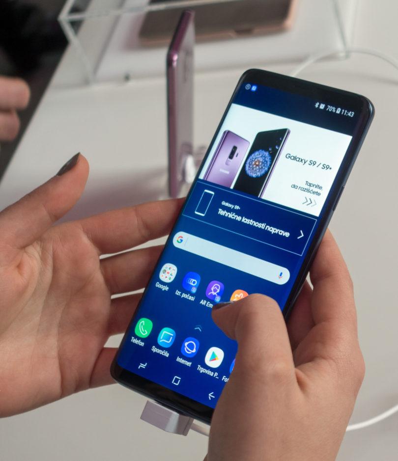 Samsung bi lahko opustil vse druge telefone, razen družin Galaxy S in Galaxy Note