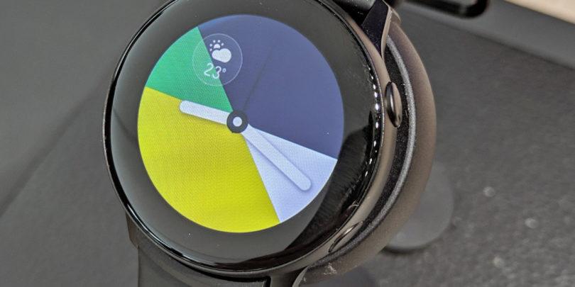 Koliko Samsungova ura izgubi brez vrtljivega obročka?