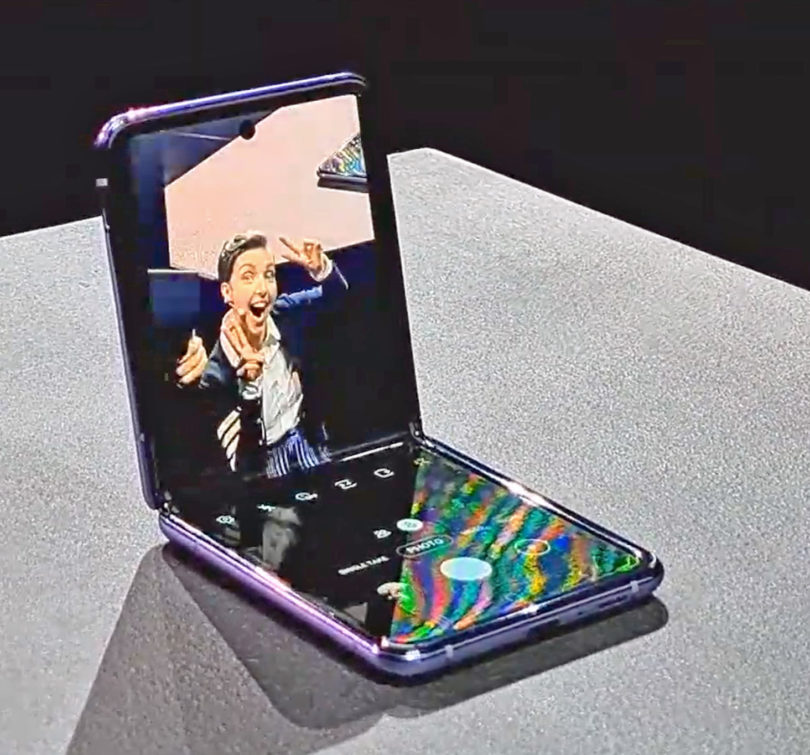 Galaxy Z Flip je po mnenju Samsunga modni dodatek, ki bo spremenil naše dojemanje pametnih telefonov