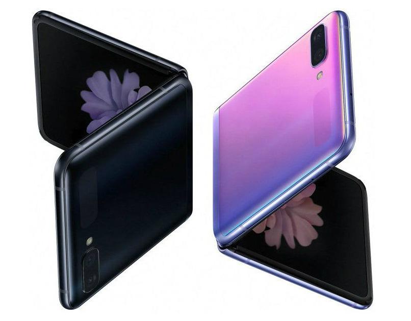 Samsung kar med podelitvijo Oskarjev razkril Galaxy Z Flip