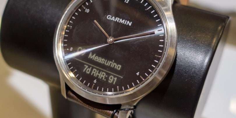 Garmin razume želje kupcev pametnih ur