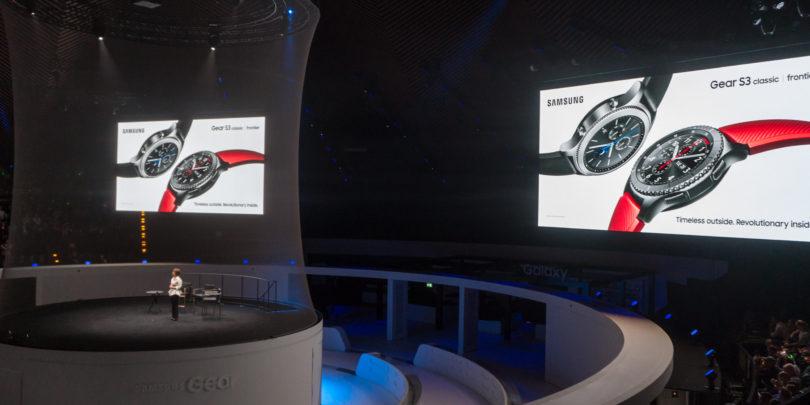Z Gear S3 je Samsung vzel dobro osnovo in dodal skoraj vse, kar je lani izpustil