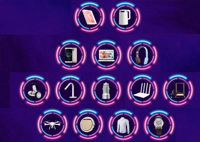 Kiberponedeljek v trgovini Gearbest