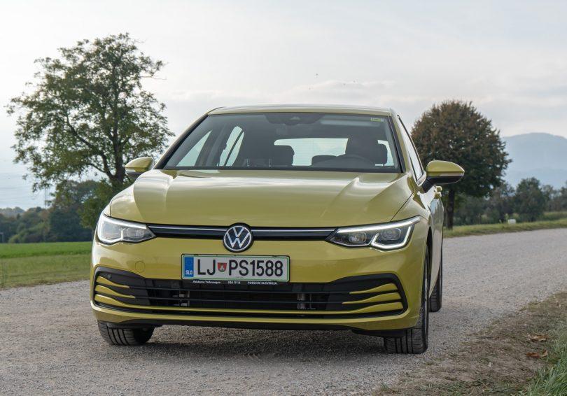 Volkswagen Golf 8: Digitalizacija prinaša spremembe, nikakor pa ne katastrofe
