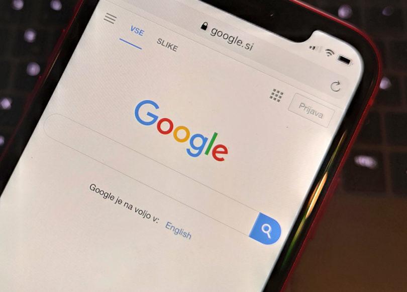 Googlovi zadetki in oglasi so zdaj skoraj eno in isto