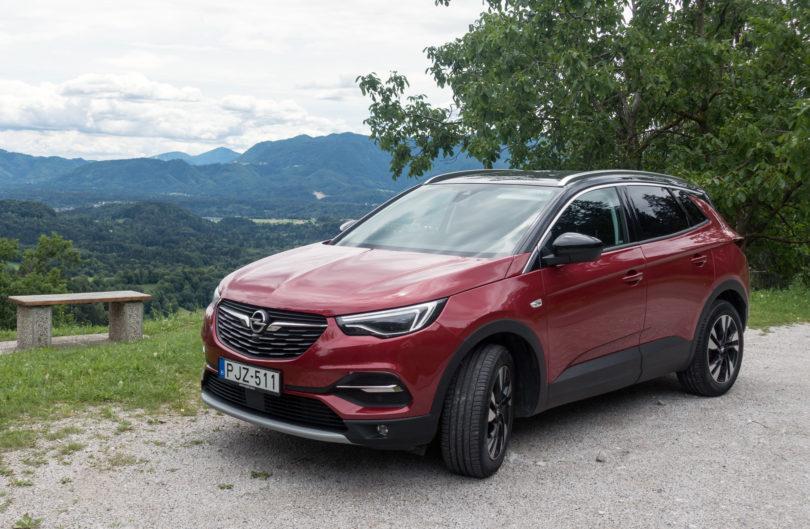 Opel Grandland X: Premišljena izbira