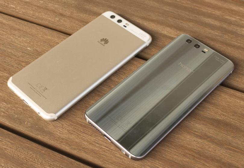 Honor 9 in Huawei P10 dobro pokažeta, v čem so dražji telefoni boljši