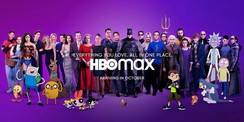 HBO Max v Evropo prihaja 26. oktobra, v Slovenijo prihodnje leto