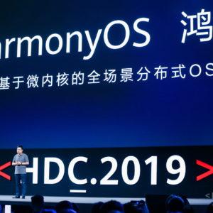 Huawei predstavil porazdeljeni operacijski sistem HarmonyOS