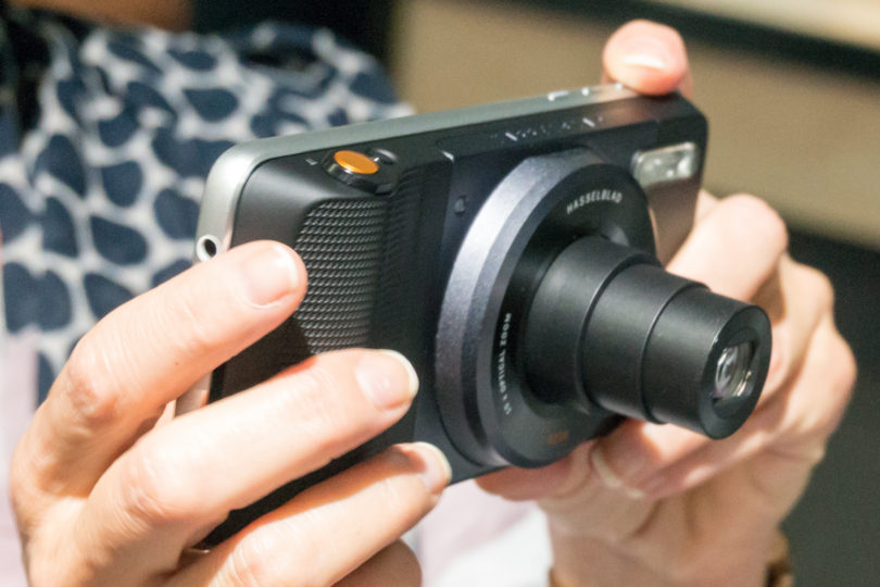 Če zna Leica, zakaj ne Hasselblad?