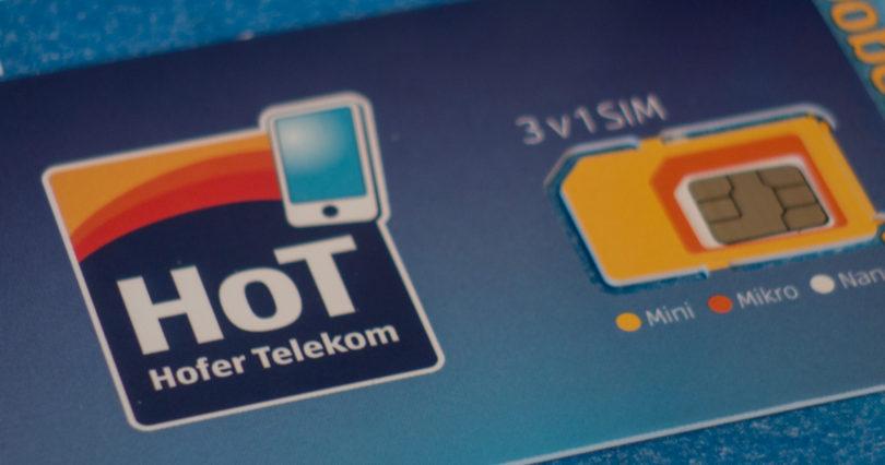 Vse podrobnosti, edinstvene lastnosti in pomanjkljivosti Hofer Telekoma