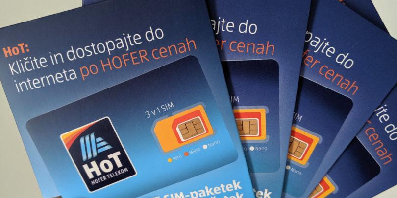 Gigabajti za zdaj ostajajo glavno orodje mobilnih operaterjev