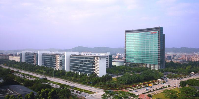 Huawei je postal drugi največji proizvajalec pametnih telefonov na svetu