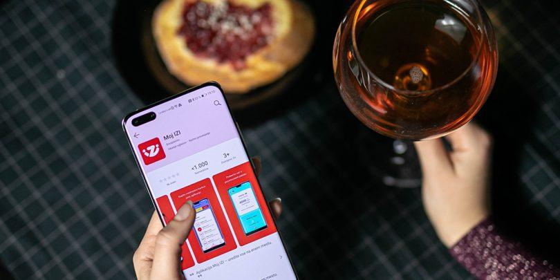 Kako je z aplikacijami na telefonih Huawei?