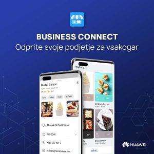Huawei Business Connect: Platforma za lažje pridobivanje strank