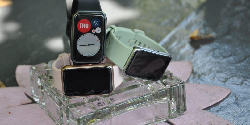 Huawei Watch Fit: Cenovno dostopna ura z animiranim osebnim trenerjem (#video)
