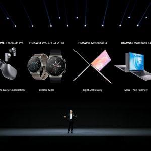 Huawei in Honor postajata resna ponudnika prenosnikov in športnih ur