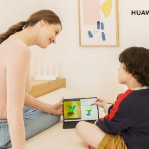 Preživite čas zabavno in učinkovito s tablico Huawei
