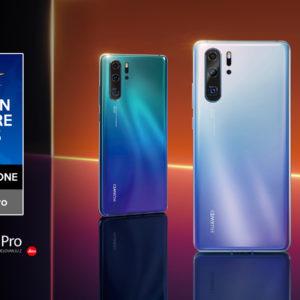 Huawei P30 Pro izbran za najboljši telefon leta