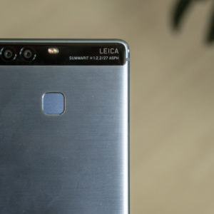 Huawei P9: Dvooka eleganca