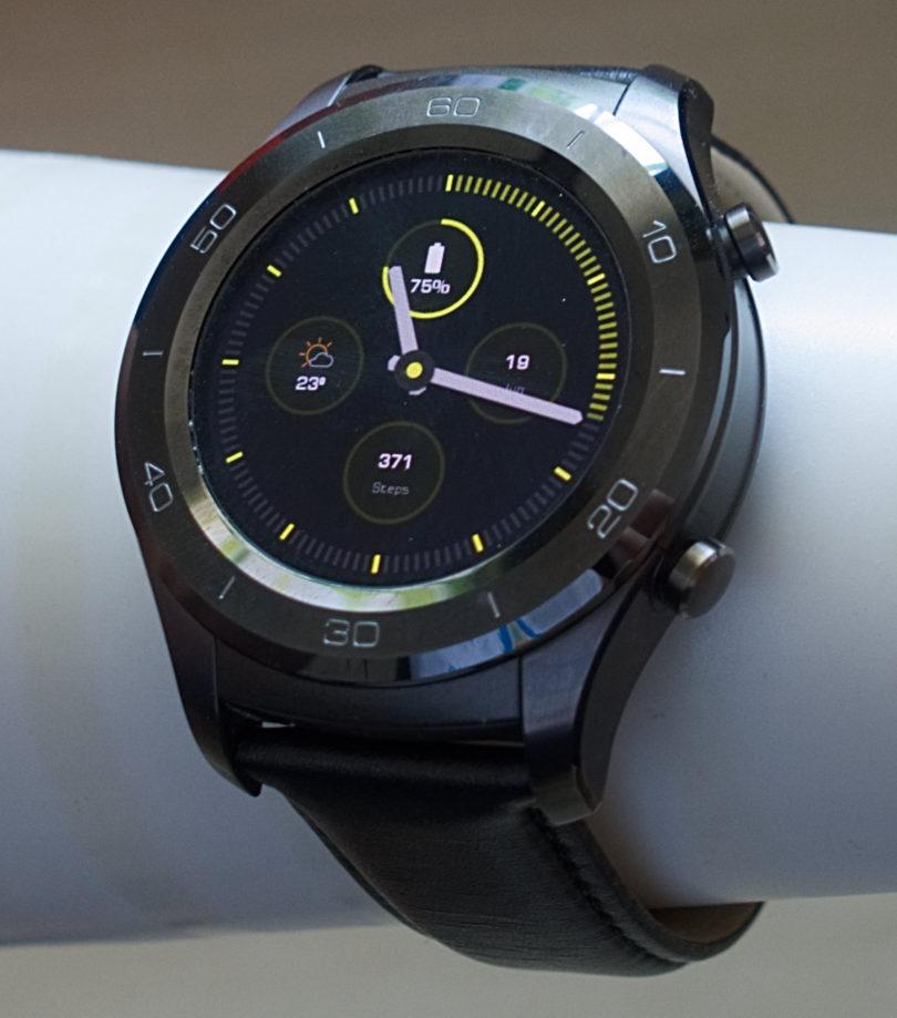 Huawei Watch 2 je zaradi Googla na boljšem in na slabšem