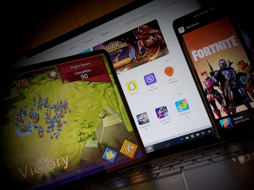 Svet e-športa na dosegu roke s Huaweijevim digitalnim pomočnikom