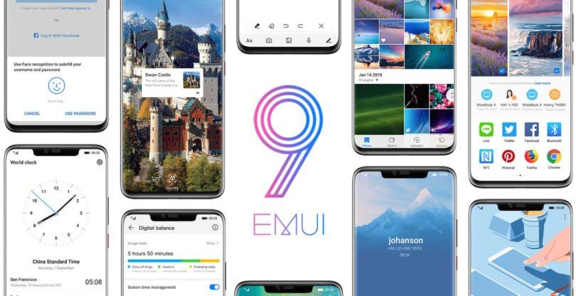 Posodobitev na EMUI 9 tudi za starejše telefone, kot sta Mate 9 in P10!