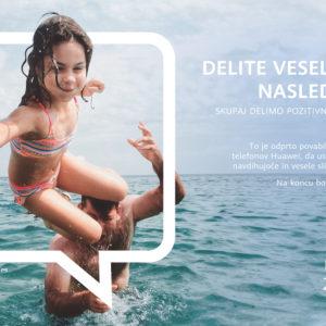Huawei Next Image: Navdihnite svet s svojo naslednjo fotografijo