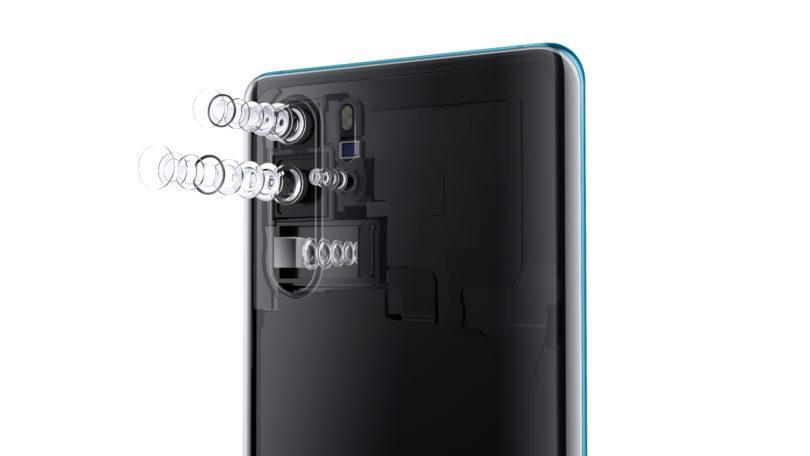 Huawei P30 Pro si je prislužil fotografsko priznanje