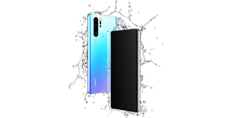 Huawei s telefonoma Huawei P30 in P30 Pro premika meje fotografije