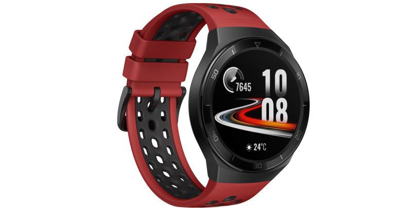 Huawei Watch GT 2e prinaša vadbeni program za vsakogar