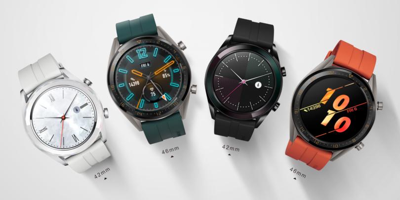Prodanih že več kot 2 milijona pametnih ur Huawei Watch GT