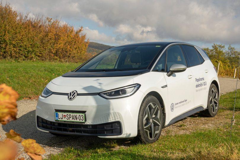 Volkswagen ID.3: Gre še v tretje rado?
