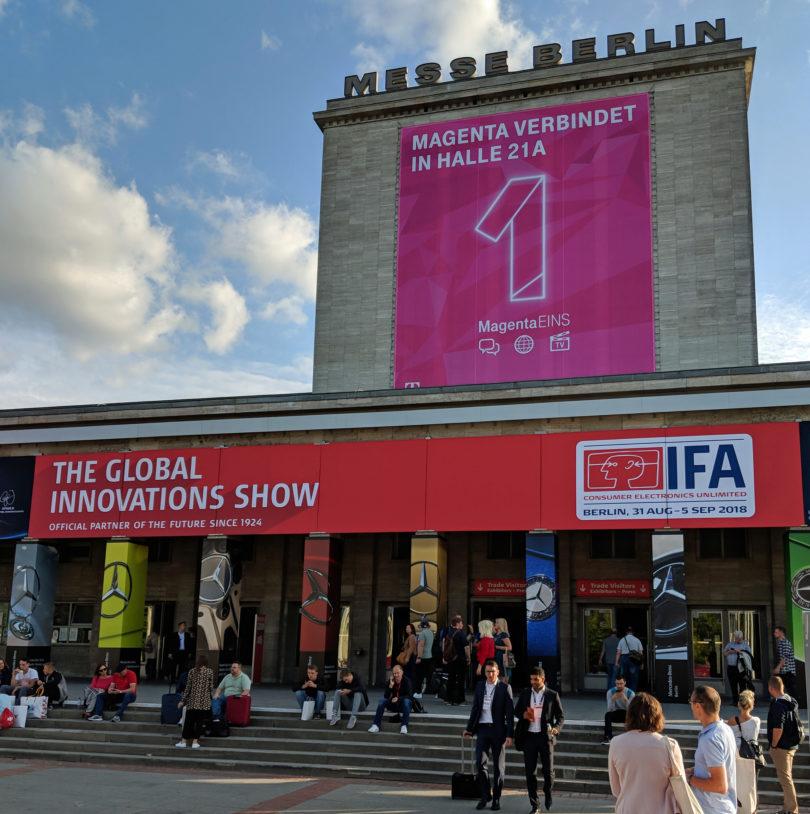 Na Tehnozvezdju izveš vse bistveno o novostih s sejma IFA 2019
