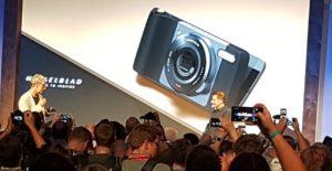 Lenovo je še en proizvajalec, ki poskuša s fotografskim dodatkom za telefone.